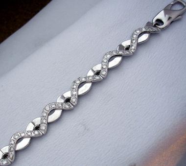 Armband, Diamanten
